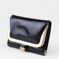 Hobo International Robin Wallet in Black