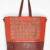 Deena &amp; Ozzy Stud Tote Bag
