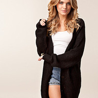 Rose Oversized Cardigan, Jeane Blush