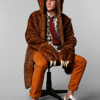 Urban Outfitters - Workaholics Bear Coat