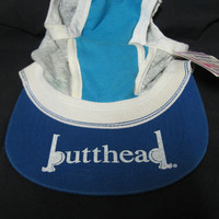 MENS BUTTHEAD CAP GAG GIFT-LOOKS LIKE MENS UNDERWEAR ! NWT