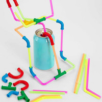 Fun Straws Set