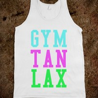 Gym, Tan, LAX - FrattySratty1