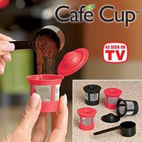 Caf Cup Reusable Coffee Pod @ Fresh Finds