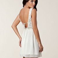 Melanie Open Back Dress, Elise Ryan