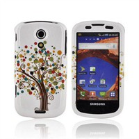 Samsung Epic 4G Hard Case - Tree Design on White