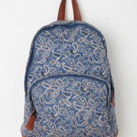 Urban Outfitters - Ecote Quilted Bandana Backpack