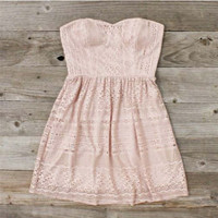 Heartland Lace Dress, Sweet Women's Country Clothing