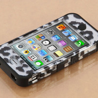 For iPhone 4S 4 4G Hybri...