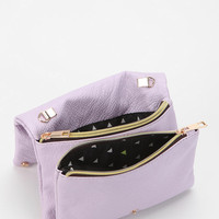 Urban Outfitters - Kimchi Blue Triple-Gusset Zip-Pouch