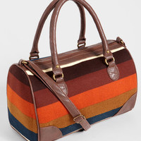Sierra Striped Duffel