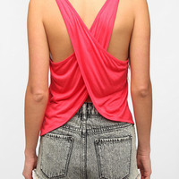 Daydreamer LA Cross Back Tank Top