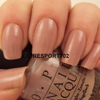 OPI ~ TICKLE MY FRANCE-Y ~ Neutral Nude Creme Nail Polish
