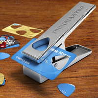 Pickmaster Plectrum Punch - buy at Firebox.com