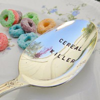 Cereal Killer Spoon