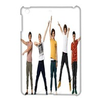 Designyourown Case One Direction Ipad Mini Cases Hard Case Cover the Back and Corners SKUipad-7263