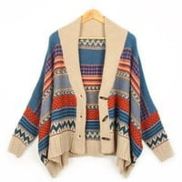 Oversized Cardigan Sweater from Seek Vintage