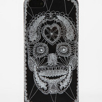 Urban Outfitters - UO Skull iPhone 5 Case