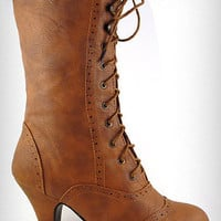 Whiskey Mill Victorian Boots | PLASTICLAND