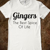 gingers the best spice of life - glamfoxx.com