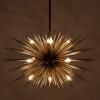 Satellite Chandelier