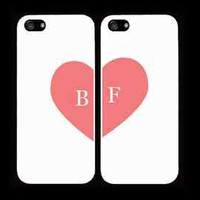 BEST FRIEND BOYFRIEND iphone 5 4 case covers. ONLY ONE ON EBAY!!! Valentine's!