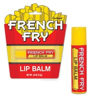 French Fry Lip Balm - Whimsical & Unique Gift Ideas for the Coolest Gift Givers