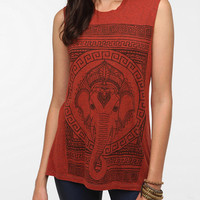 Urban Outfitters - Title Unknown Ancient Majestic Muscle Tee