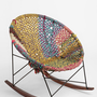Urban Outfitters - Hand-Woven Rocker