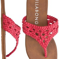 BILLABONG TREAD LIGHTLY SANDAL | Swell.com