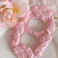 Shabby Chic Outlet Covers &amp; Switchplate Covers | The Bella Cottage