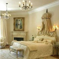 Romantic Bedroom for Romantic Couples | REALESTATIC.COM