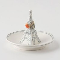 Eiffel Tower Ring Dish - Anthropologie.com
