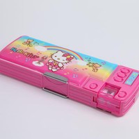 Hello Kitty Deluxe Pencil Case: Melody