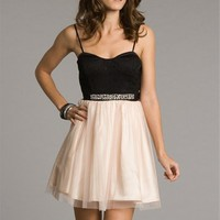 Pretty Pink Tulle Dresses