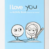 I Love You Activity Book By LoveBook &amp; Robyn Durst