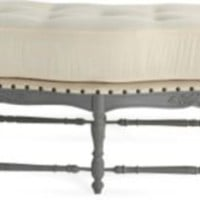 One Kings Lane - Michelle Nussbaumer - Vintage Country French Bench