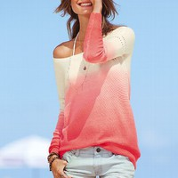 Dip-dye Sweater