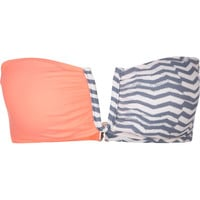 GOSSIP Orange Dream Bikini Top 207579569 | Swimsuits | Tillys.com