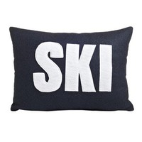 Ski Pillow - Pillows - Bedding