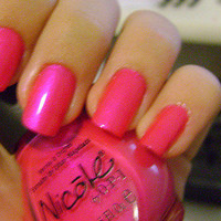 New! Nicole by OPI ♥ BELIEVE IT, DO IT ♥ Nail Lacquer Polish~ full size!