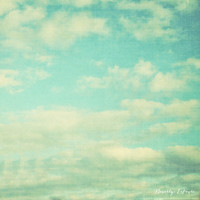 in the clouds, nature, sky, fine art photography