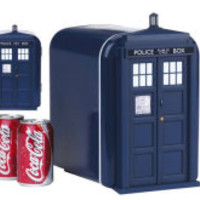 BBC America Shop - Doctor Who: Tardis Mini Fridge