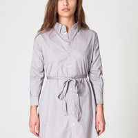 American Apparel - Oxford Shirt Dress