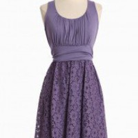 Simply Charming Curvy Plus Dress In Purple | Modern Vintage Simply Smitten