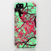A Touch of Pink iPhone Case by Suzanne Kurilla | Society6