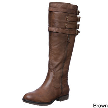 steve madden womens p mikel leather from overstock