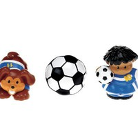 Fisher Price Little People Sports Figures