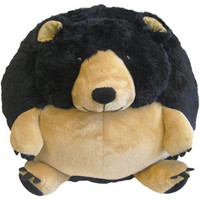 Squishable Black Bear: An Adorable Fuzzy Plush to Snurfle and Squeeze!