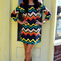 Young And Fabulous Dress: Multi | Hope&#x27;s